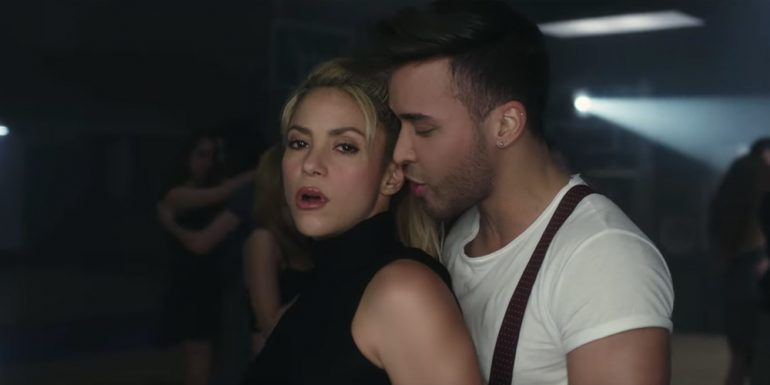 Shakira estrena video con pasos de baile súper HOT