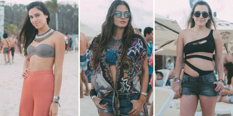 #StreetStyle: Los outfits más fashion del Mayan Madness 2016