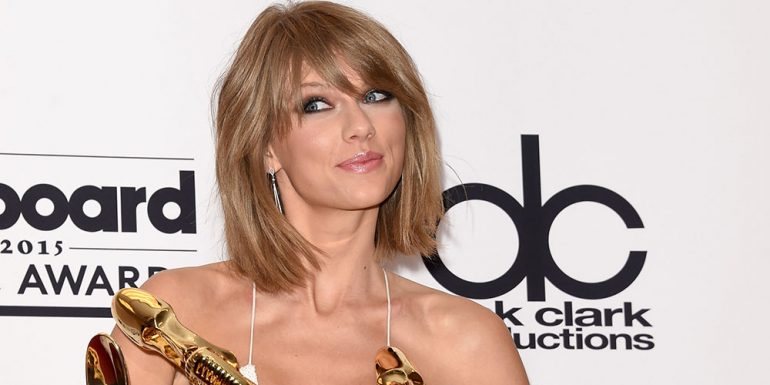 Taylor Swift dona 15.000 dólares a una familia víctima de un terrible accidente automovilístico