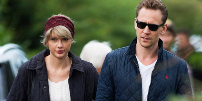 Taylor Swift y Tom Hiddleston hacen oficial su relación en Instagram