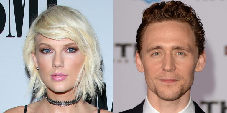 Taylor Swift y Tom Hiddleston tuvieron una cena súper romántica