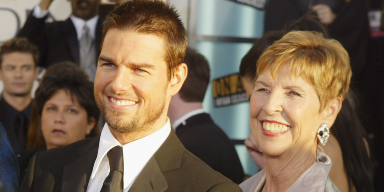 Terribles noticias sobre la mamá de Tom Cruise