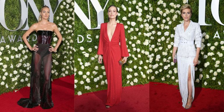 #TonyAwards2017: Los looks más hot de la red carpet