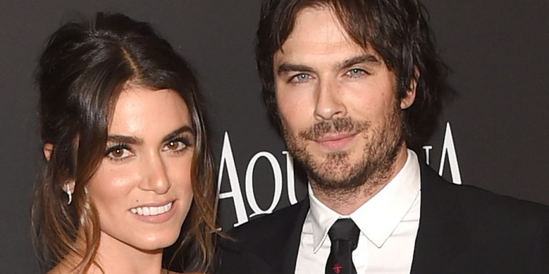 Ve las románticas fotos de Nikki Reed e Ian Somerhalder en su 'honeymoon'