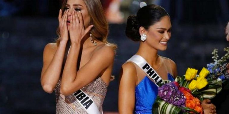Video desata rumores de un posible fraude en Miss Universo 2015