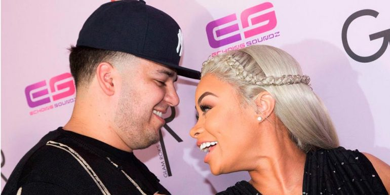 ?Intentó estrangularme con el cable de un iPhone?: Rob Kardashian demanda a Blac Chyna por agresión