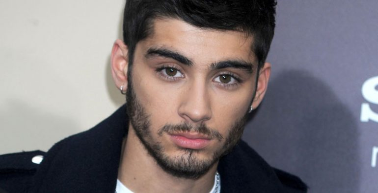 Zayn Malik abandona 'One Direction' para ser un chico normal