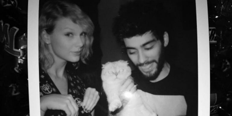 Zayn Malik y Taylor Swift sorprenden con dueto para el soundtrack de 'Fifty Shades Darker'