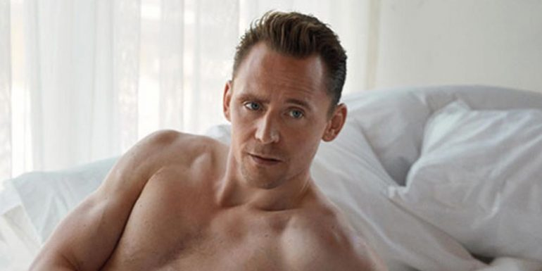 Pronto veremos a Tom Hiddleston desnudo