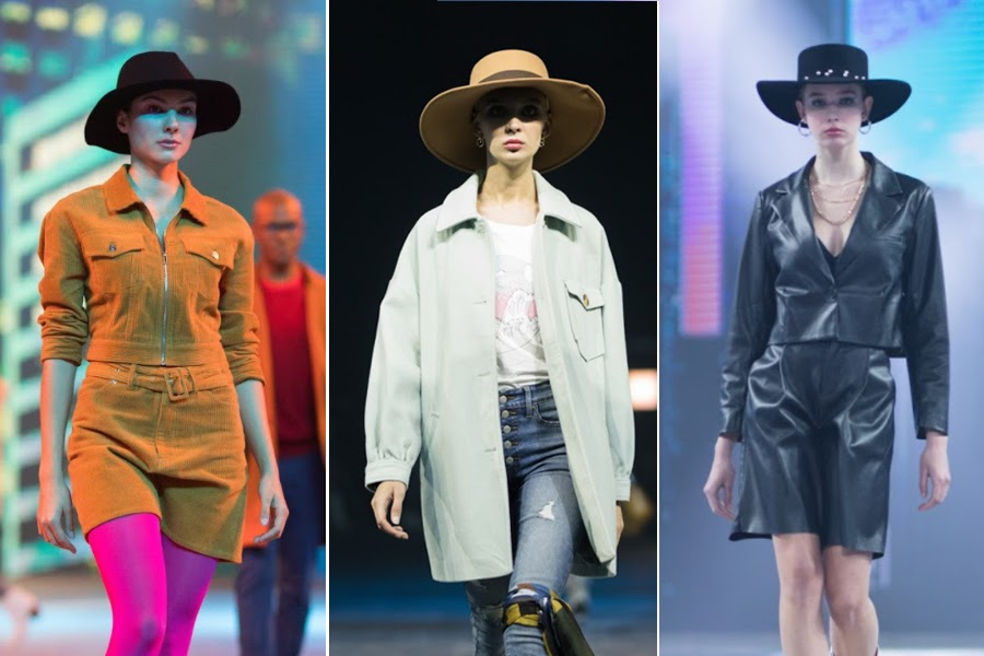 sombreros Las tendencias del Fashion Fest