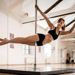 pole dance beneficios